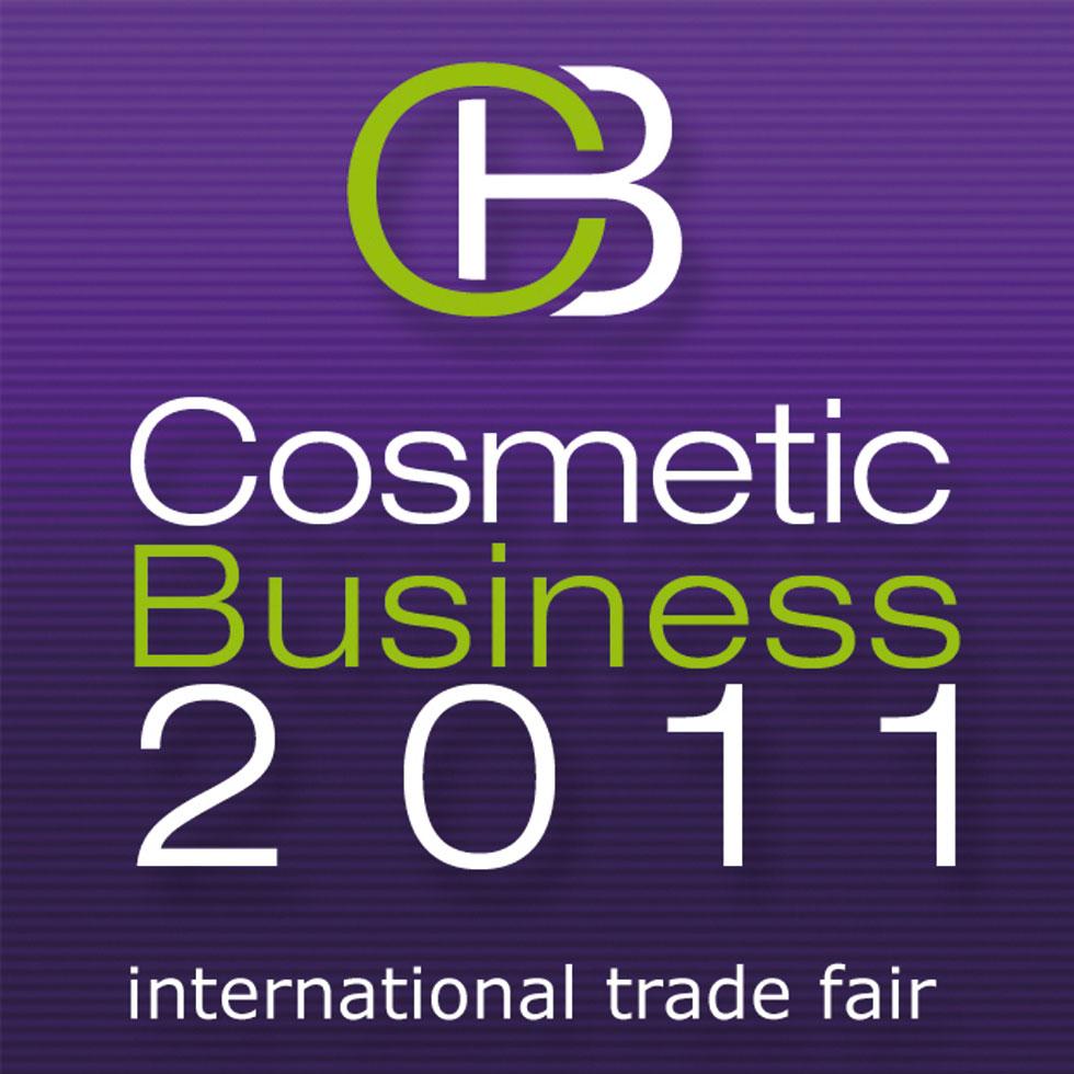 Logo der CosmeticBusiness 2011