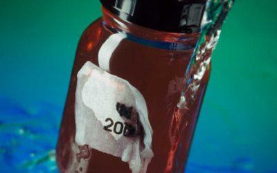 Wasserlösliche Etiketten sind eine saubere Sache