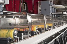 Erweiterung Maschinenpark Märkische Etiketten mit Druckmaschinen von Nilpeter