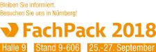 FachPack 2018 – Märkische Etiketten Gruppe stellt aus