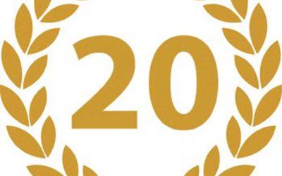 20 Jahre Märkische Etiketten – Wir feiern Jubiläum