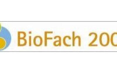 Biofach 2008 mit Etiketten der Märkische Etiketten Gruppe