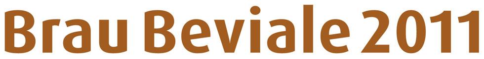 Logo der BrauBeviale 2011