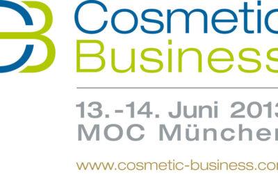 CosmeticBusiness 2013 – Märkische Etiketten Gruppe stellt aus