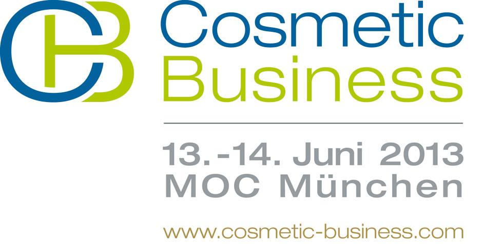 Logo der CosmeticBusiness 2013