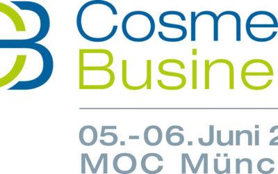 CosmeticBusiness 2014 – Märkische Etiketten Gruppe stellt aus