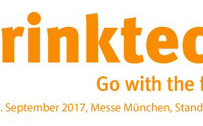 DrinkTec 2017 – Märkische Etiketten Gruppe stellt aus