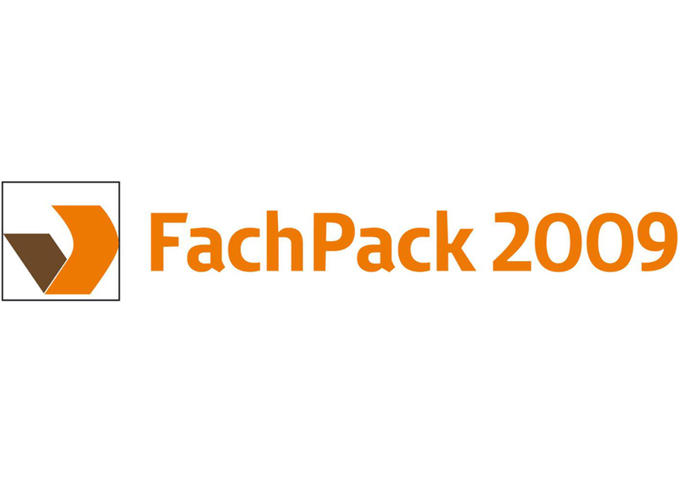 Logo der FachPack 2009