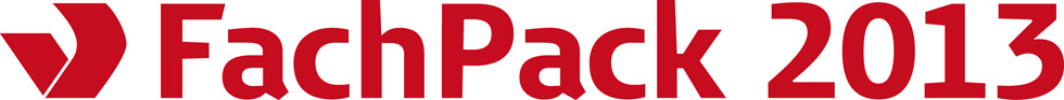 Logo der FachPack 2013