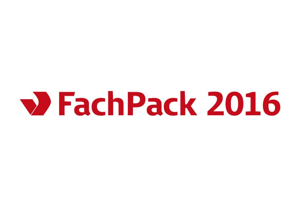 Logo der FachPack 2016 Etikettenmesse