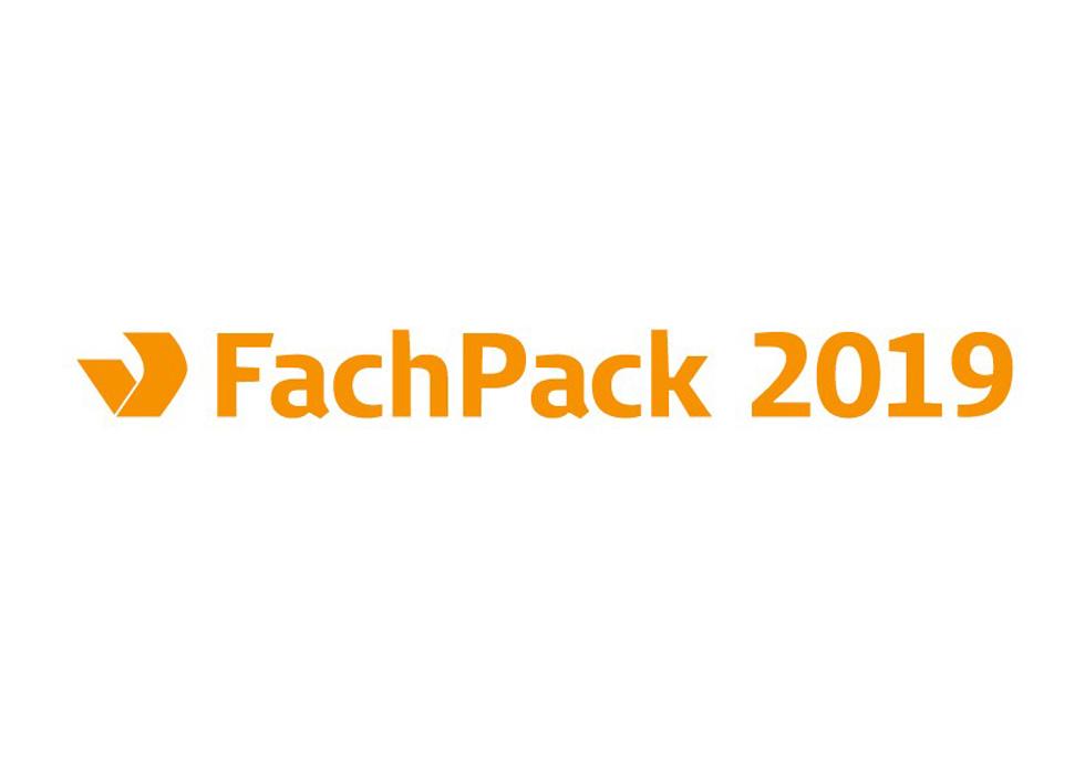 Logo der FachPack 2019 Verpackungsmesse