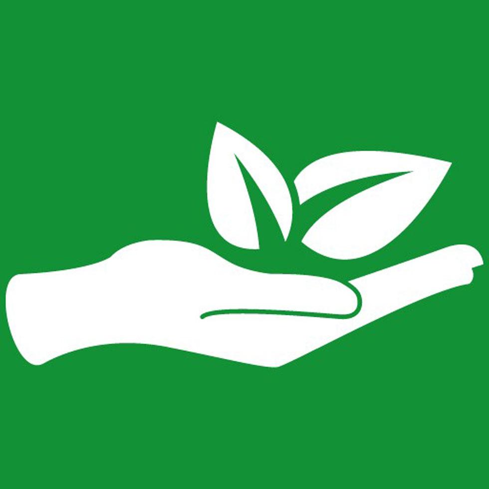Logo der Umweltinitiative G4P Go 4 Planet für Zertifizierung