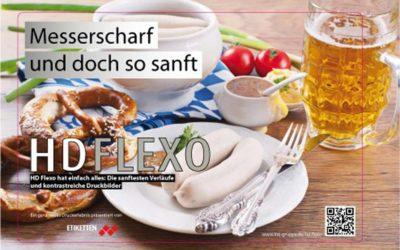 HD-Flexo – Ein revolutionäre Evolution des Flexodruckverfahrens