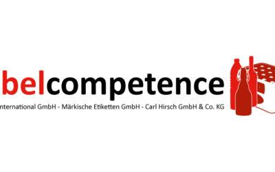 Unternehmensnetzwerk labelcompetence – Kompetenz exklusiv für Flaschen- und Kastenetikettierung